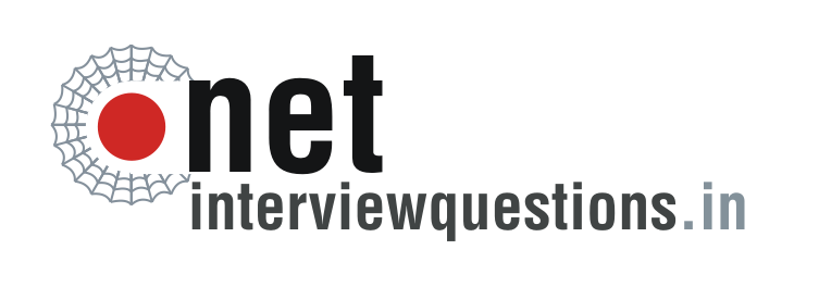 DotNetInterviewQuestions.in - Interview Questions and Answers For .NET,VB.NET,SQL Server,C#,Design Pattern,Sharepoint